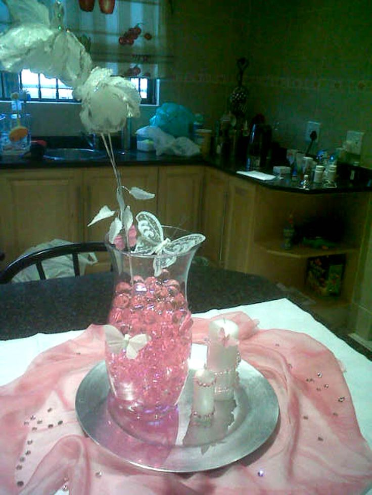 Underplate, water baby balls, candles, vase west pack lifestyle