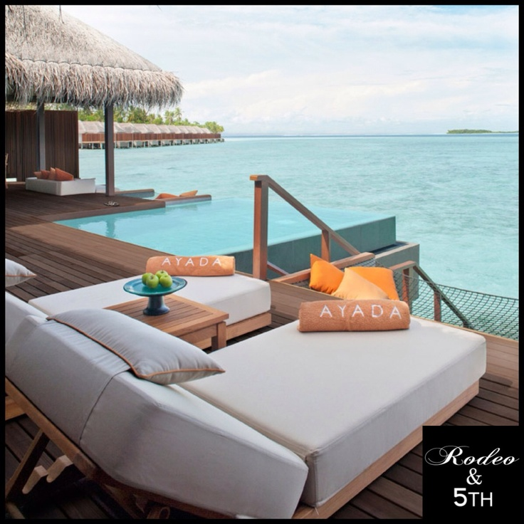 Ultimate Retreat Destination Ayada Maldives Resort Rodeoand5th Luxury