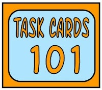 Great tips from Rachel Lynette on how to use task cards