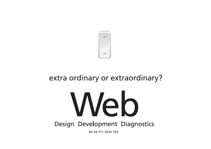 Io Web - Design Development Diagnostics - Subtle suggestions sublimely sent.