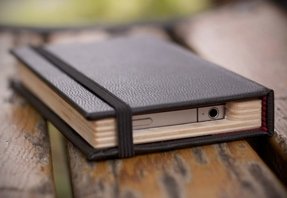 The little black book (case) for iPhone4 $30
