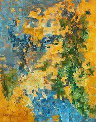 Featured Art - Abstract 11  by Bev Alldridge