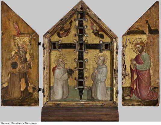 Tryptyk z relikwiami :: Wolne Lektury