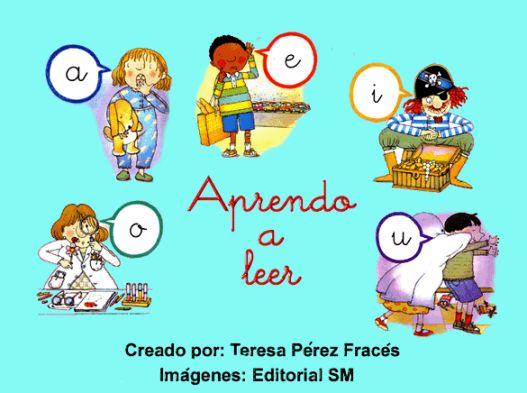 Practicar la lectura | Blog de 1º de E.P. Colegio Vedruna (Pamplona)