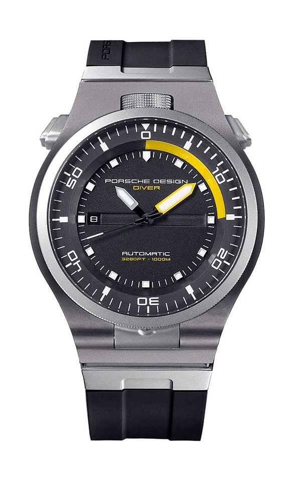 Porsche design watch