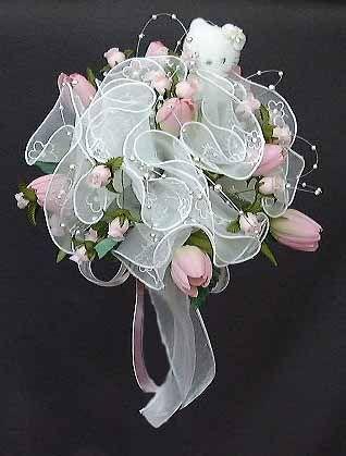 Hello Kitty Wedding Rings | wedding aisles white and silver winter wedding bouquets wedd: Wedding ...