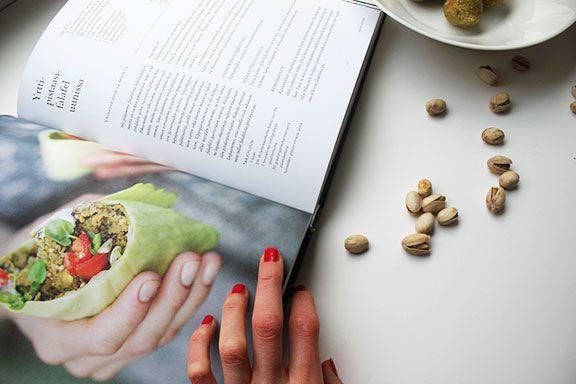 Yrttipistaasifalafelit Ala Green Kitchen Stories