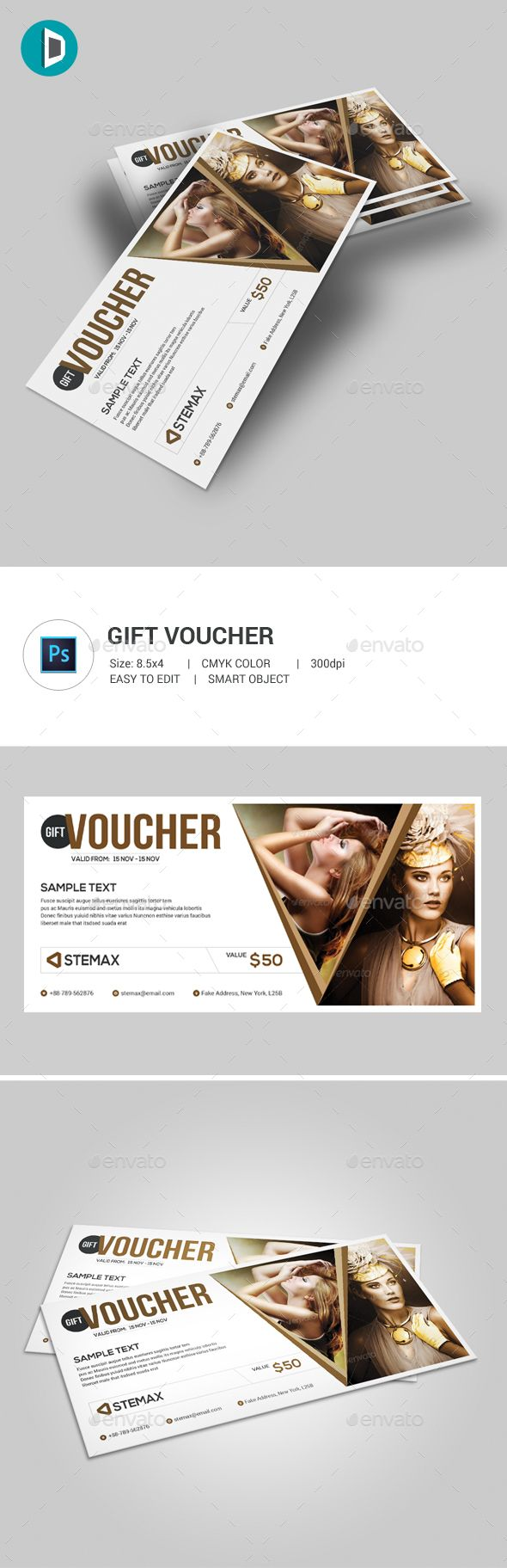 7 best VOUCHER images on Pinterest | Gift cards, Gift vouchers and ...