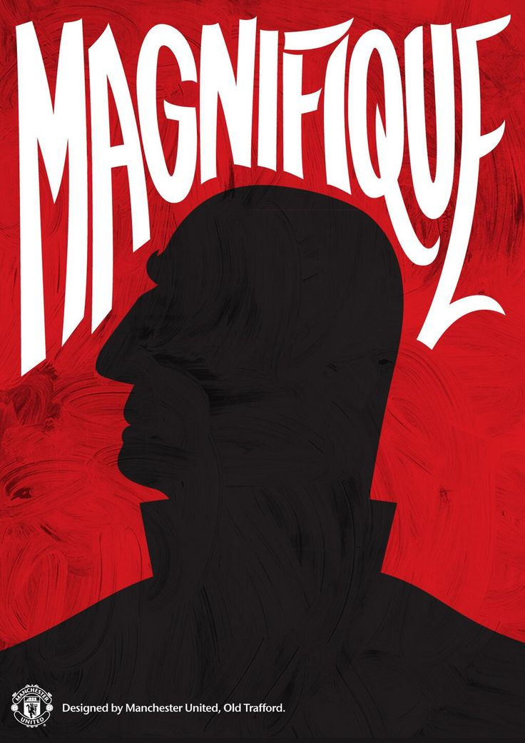Eric Cantona Le Magnifique