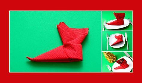 die besten 25 servietten falten anleitung ideen auf pinterest servietten falten. Black Bedroom Furniture Sets. Home Design Ideas