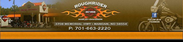 Bismarck,Mandan,Williston,Dickinson Harley-Davidson, Motorcycle, Dealer, used, parts, service, financing, clothing, HOG Chapter