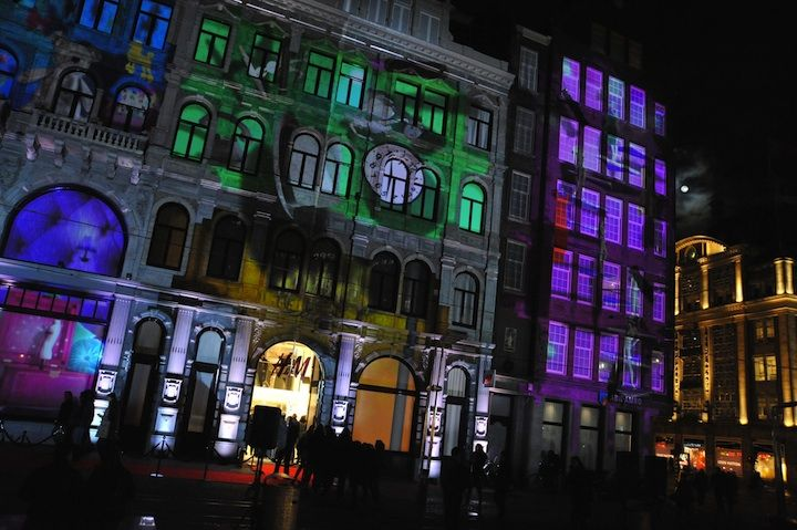 12 MUST SEE Guerrilla 3D Projection Mapping Examples Photo