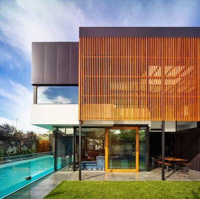 9 formas de remodelar una casa para hacerla moderna casa for Como hacer una fachada de casa moderna