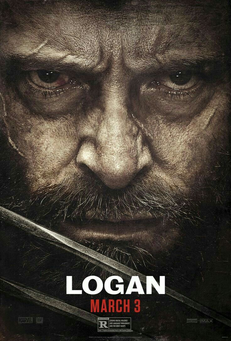 LOGAN (RELEASE DATE: MARCH 3RD 2017, IS THE FINAL BATTLE OF THE WOLVERINE, NOW IS MORTAL BEGIN TO THE WOLVERINE (2013) & X-MEN DAYS OF FUTURE PAST (2014)