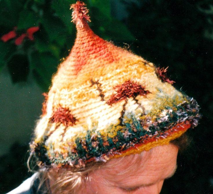 Flora & Fauna Award winner 2003 Alice Springs Beaniefest Meggan Jack