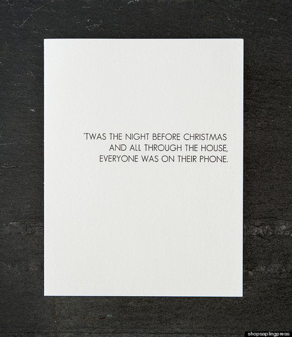 22 Clever Christmas Cards That Are Actually Funny  For my grandpa!