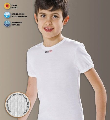 Biotex T-Shirt Termica Junior - Store For Cycling