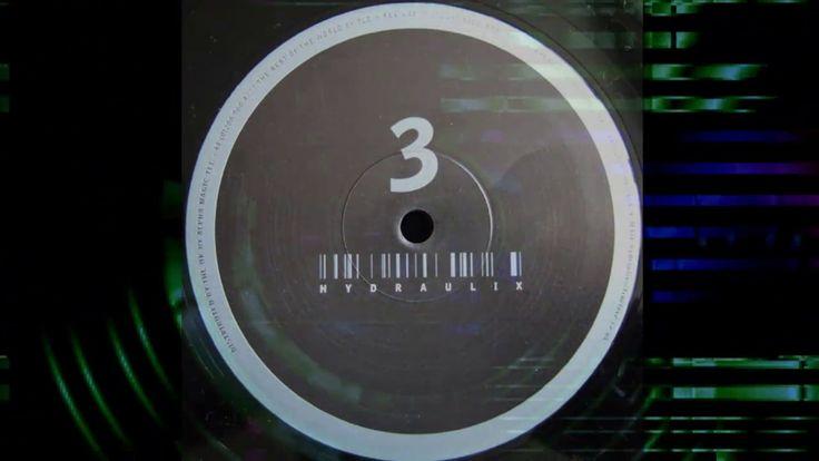 D.A.V.E. The Drummer + DJ Jerome – Hydraulix 3 EP B1 Untitled | 90s TECHNO
