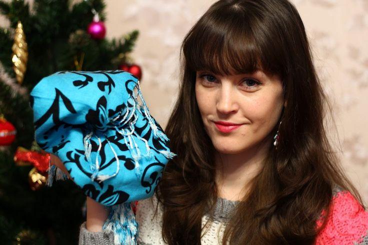 Организация: 3 способа хранения шарфов