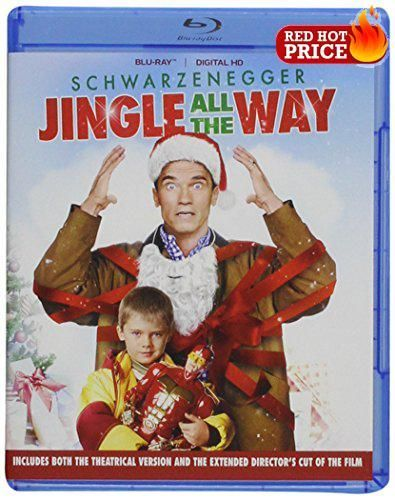 "#amazing Arnold Schwarzenegger returns in a new holiday comedy as a father determined to buy his son that ""must have"" Christmas toy during a #frantic #shopping sp..."