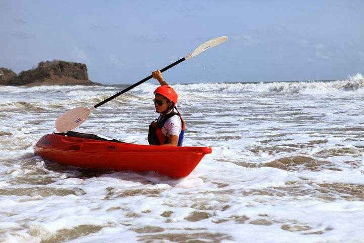 Mandwa is a small sea front village only 45 minutes away via ferry from Mumbai which is famous for its sandy golden beaches, scrumptious food
