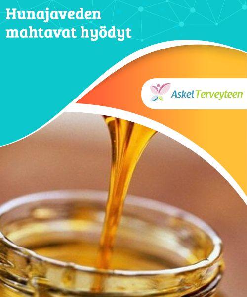 Hunajaveden mahtavat hyödyt   Hunajavesi on loistava terveysjuoma etenkin aamulla tyhjään vatsaan nautittuna.
