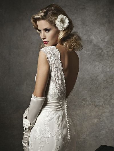 for the brides that has an old soul an old hollywood glam inspired wedding would