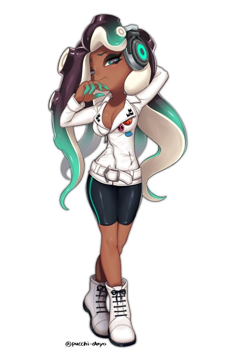Splatoon 2 boy hairstyles  best waifus images on pinterest  anime girls anime characters
