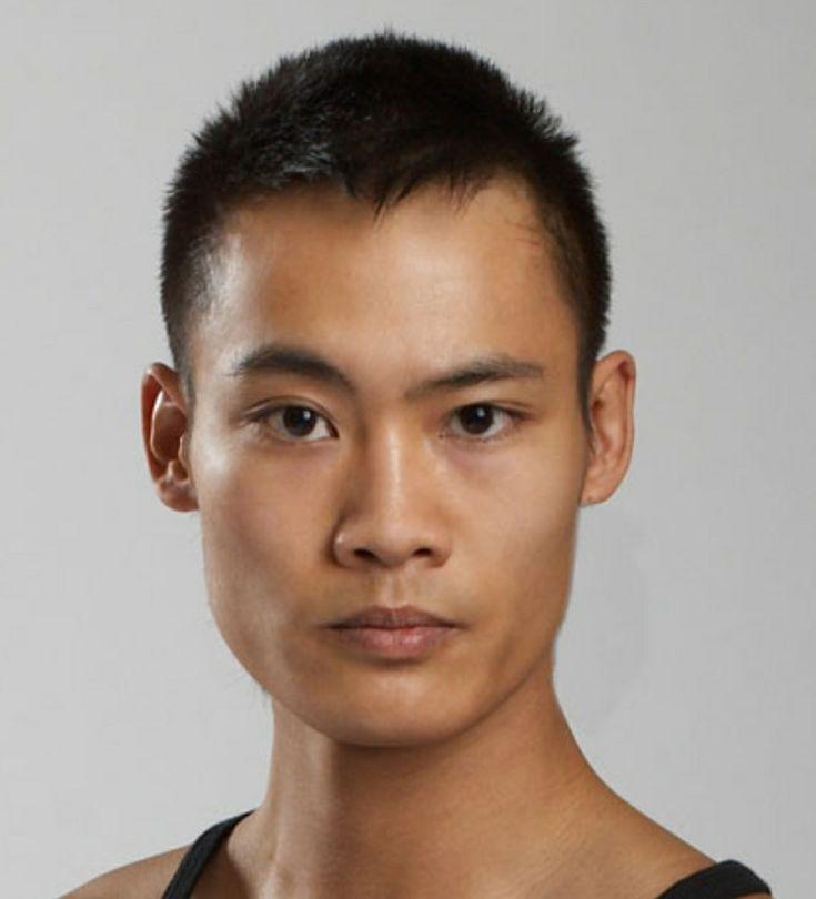 Asian man power, adult blog cartoon