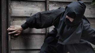 Japanese police arrest 74-year-old ninja thief suspect - BBC News