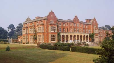 Easthampstead Park - where I went to school