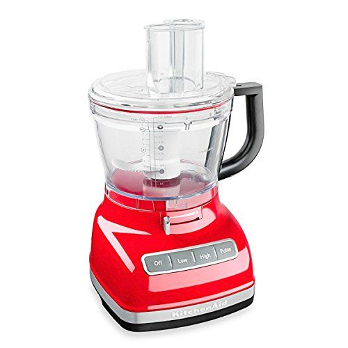 fp3020 food processor with the coarse slicing insert blade and french fry