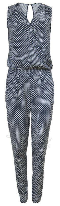 Zaire jumpsuit van Vila Joy, verkrijgbaar bij Solvejg.nl, de webshop voor kleurrijke mode.