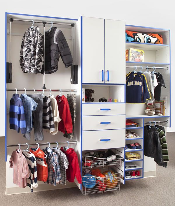 7 best Reach In Closets images on Pinterest | Reach in closet ...