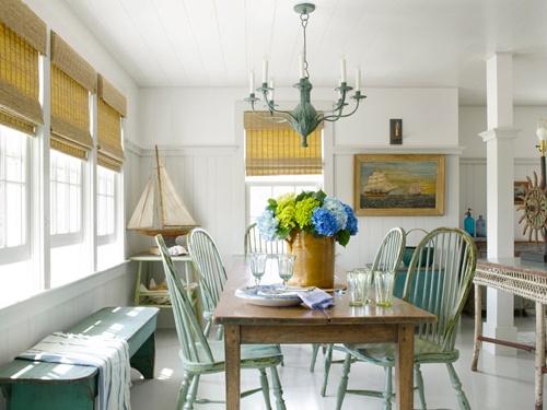 Coastal Decorating Ideas - Beach Cottage Design - Country Living
