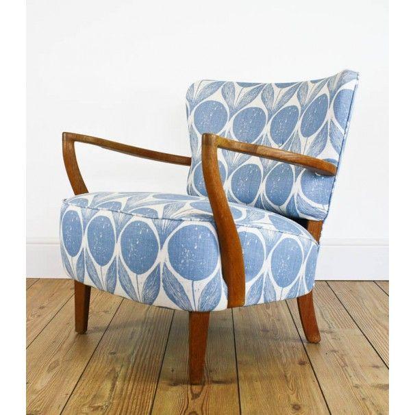 vintage oak cocktail chair | Johnny Moustache | Vintage And Contemporary Furniture & Homewares