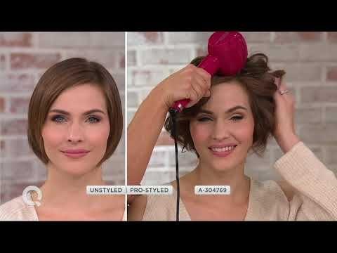 Conair Fashion Curl Automatic Curler on QVC - YouTube