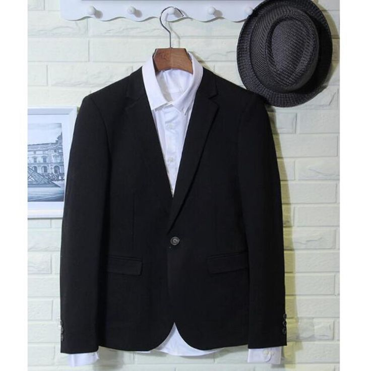 >> Click to Buy << Qiu dong season man suit jacket thick style formal occasio black suit the groom dress suit jacket high quality factory sales #Affiliate