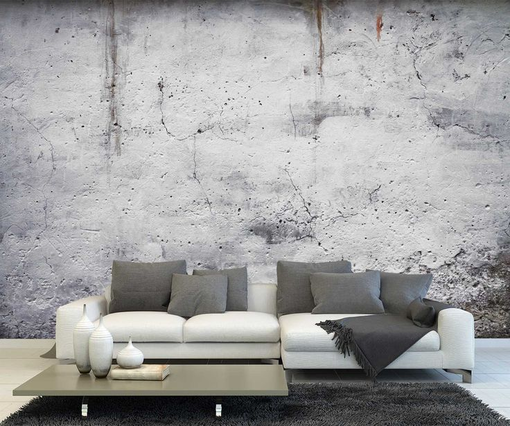 25 beste idee n over fotobehang woonkamer op pinterest for Industriele muur