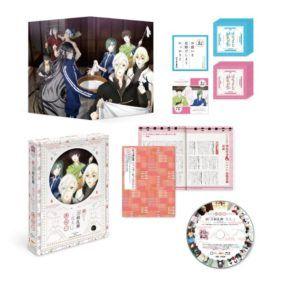 Second 'Touken Ranbu: Hanamaru' Anime DVD/BD Season Release Reveals First Cover