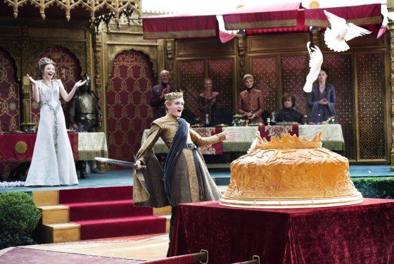 How Game of Thrones Designed Joffrey's Wedding -- Vulture