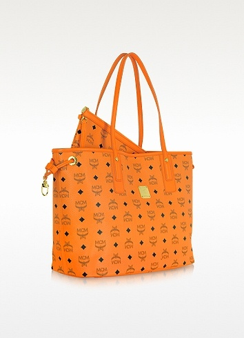 MCM Shopper Project - Reversible Eco-Leather Tote | FORZIERI
