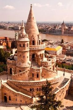 Budapest in Hungary - one of the most magnificent and well preserved capitals in Eastern Europe.