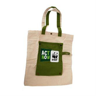 Τσάντα αναδιπλούμενη wwf.gr