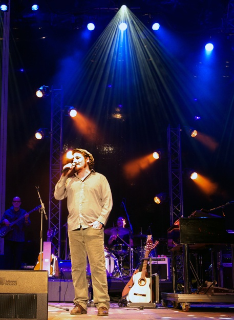 Dominik Plangger bei Songs an einem Sommerabend, 2012