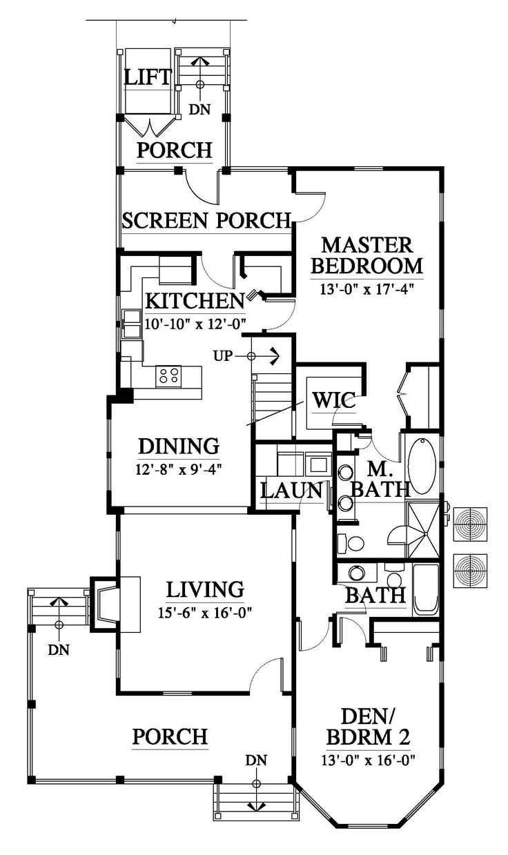 382 best house plans under 2000 sq ft images on pinterest for 2000 sq ft craftsman house plans
