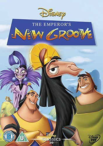 The Emperor's New Groove [DVD] [2001]