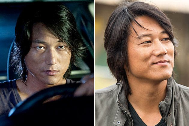 See the Cast of 'Fast and Furious 6' Then and Now - Then: Sung Kang made his big screen debut in 'Mystery Men,' but it was his role as Han in Justin Lin's 'Better Luck Tomorrow' that garnered serious attention. Lin had Kang reprise his role as Han in 'The Fast and the Furious: Tokyo Drift,' insinuating that both films take place in the same universe. Now: Kang went on to star in films like 'Live Free or Die Hard,' 'Bullet to the Head,' but it's his excellent work at playing Han that we love.