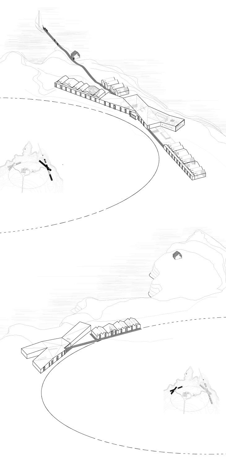 ARCHISEARCH.GR - F. LIAKOS, I. MARCANTONATOU & A. VISVINIS WON AN HONORABLE MENTION FOR YOUNG ARCHITECTS LIGHTHOUSE SEA HOTEL