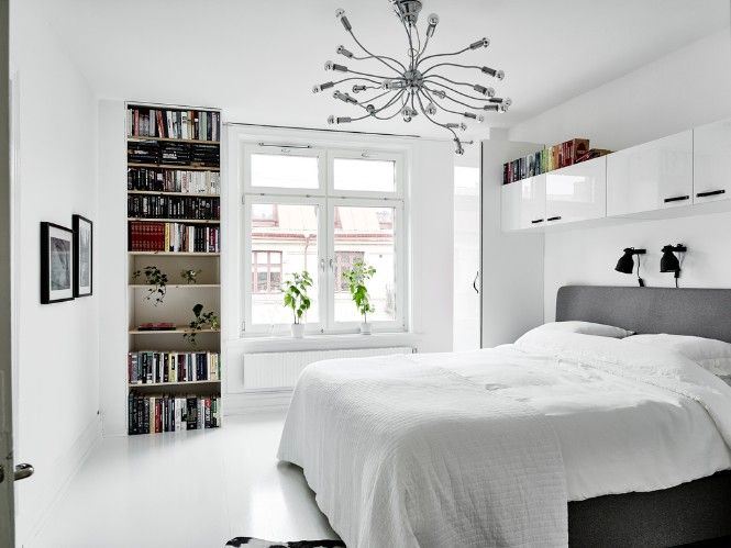 Swedish-Apartment-Shining-with-Scandinavian-Floor-Lamps-7 Swedish-Apartment-Shining-with-Scandinavian-Floor-Lamps-7